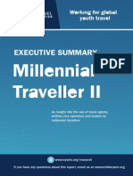 Millennial Traveller II Executive Summary