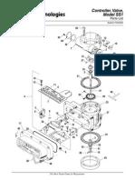 Controller Valve Model SS1 PO03026