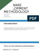 Software development methodlogy