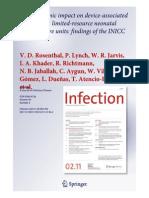 2011 Infection Socioeconomic Impact of DAI in NICU