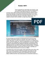 Redes WIFI Instituto