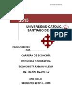 Desequilibrios Territoriales de La Politica Agraria Comunitaria- Isabel Mantilla