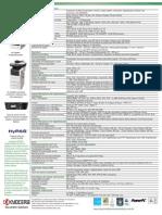 FS-3540MFP FS-3640MFP Catalogo Impressora