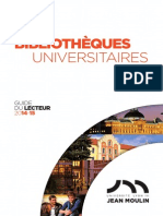 Guide D teur 2014 2015 Bibliotheques Lyon 3