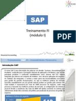 Treinamento SAP FI Módulo I