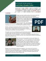 Résumé détaillé du film québécois C'est pas la faute a Jacques Cartier