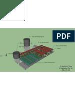 Design Irigasi Kebun Percobaan Sawah Baru, Institut Pertanian Bogor