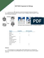 SEM Protocol Biology