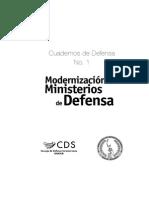 Algunas Consideraciones Sobre Profesionalizacion de La Defensa