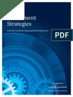 Report 2 Talent Assessment Strategies