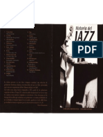 Historia Del Jazz en Chile_Carátula CD
