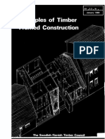 Principles of Timber Framed Construction