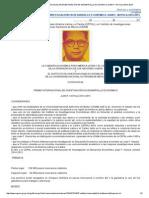Cepal Premio Internacional de Investigación en Desarrollo Económico