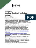 bbc - autism