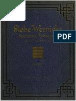 Globe Wernicke Catalogue