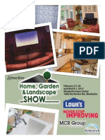 2015 Home, Garden and Landscape Show