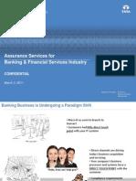 Assurance - Banking