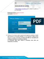 Configuracion Pop3 Outlook