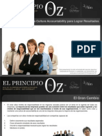 Accountability Principio de Oz
