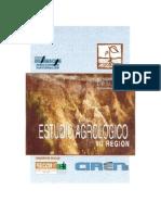 Estudio Agrologico VII Región