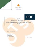 Guía responsabilidad social en ONG