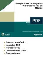 Perspectivas Negocios -Mercados TIC 2015