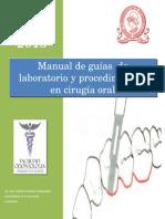 Manual de Guías de Laboratorios y Procedimientos Agosto 2013