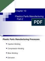 Ch 10 Plastics Mfg Lecture 2 KC
