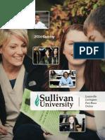 Current Catalog Sullivan University