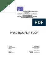 Practica Flip Flop Sistemas Digitales 1
