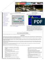 HMI Display Design
