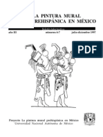 La Pintura Mural Prehispánica en México - Boletin 6-7 (2)