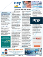 Pharmacy Daily for Fri 27 Feb 2015 - Blackmores' $18.6m profit, $87.5m hep C PBS bill, PBS listing lag costs lives, Events Calendar, and much more