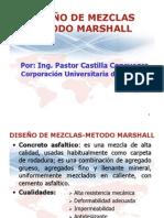 Dosificacion Marshall