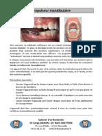Propulseur mandibulaire (Bielles)