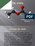 Acetat de Vinil