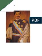 Juan Vicente Gómez.