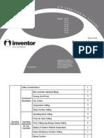 Inventor Manual IDI