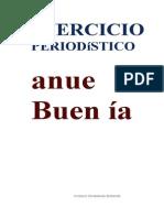Buendia Manuel - Ejercicio Periodistico (344pag)