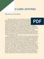 Antonio Lobo Antunes - Intoarcerea Caravelelor