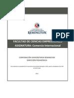 09 Comercio Internacional