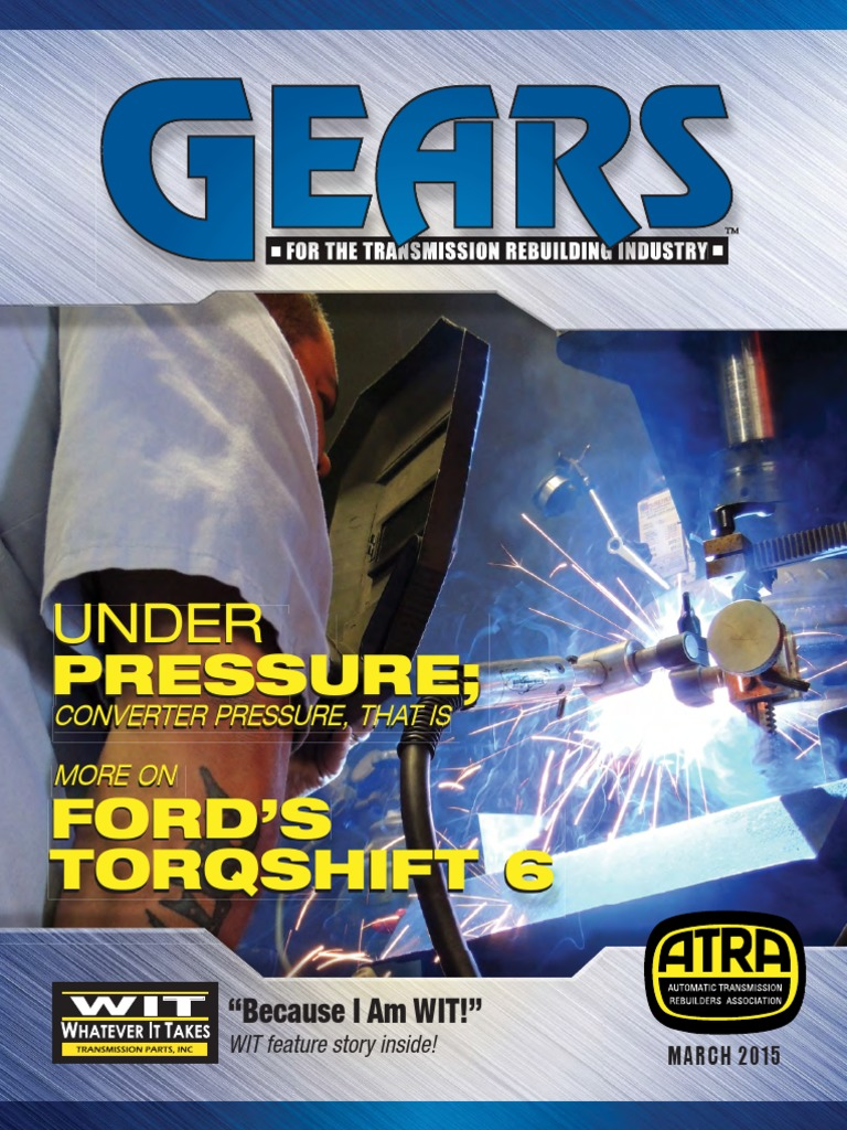 Gears March 2015 Annual Torque Converter Issue Manual Harness Rostra Wire Bmw 5l4oe Transmission Automatic