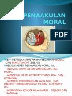 Penaakulan Moral