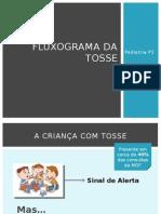 Fluxograma Da Tosse (Pediatrica)