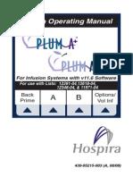 Abbott Plum A+ Operators Manual