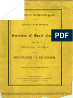 South Carolina Succession Documents
