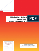 Mediation Scientifique