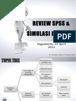 Review Spss & Simulasi Responsi 03