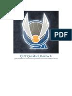 QUT Quidditch Rulebook