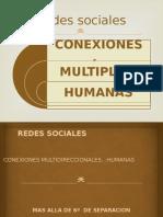 CONEXIONES,MULTIPLES,HUMANAS